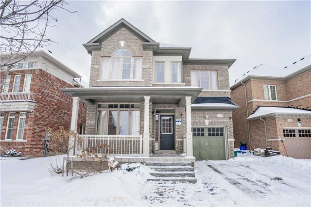 For Sale: 120 William Bartlett Drive, Markham, ON | 4 Bed, 4 Bath House for $1,388,000. See 20 photos!