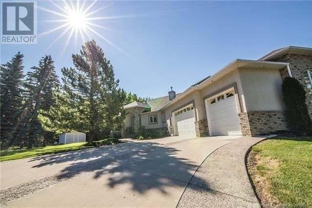 House for sale at 1200 1 Ave Northwest Drumheller Alberta - MLS: SC0194001
