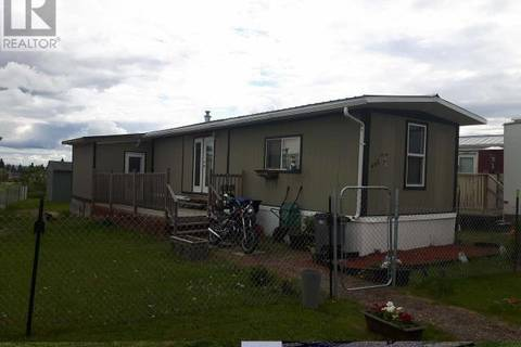 Residential property for sale at 1200 Adams Rd Dawson Creek British Columbia - MLS: 178990