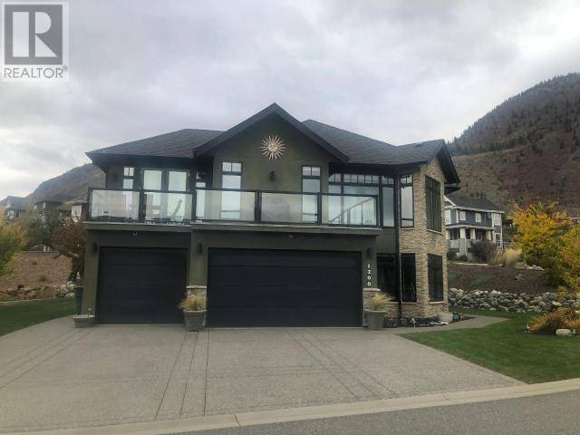 House for sale at 1200 Canyon Ridge Pl Kamloops British Columbia - MLS: 153875