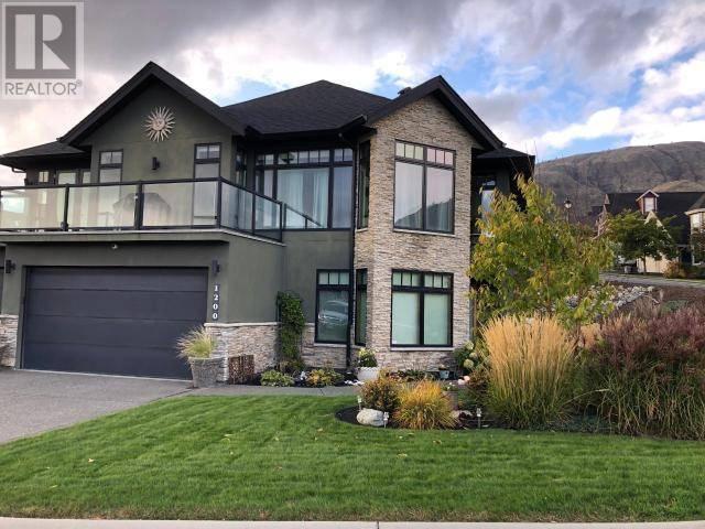 House for sale at 1200 Canyon Ridge Pl Kamloops British Columbia - MLS: 154963