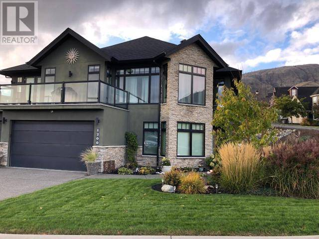 House for sale at 1200 Canyon Ridge Place Pl Kamloops British Columbia - MLS: 154963