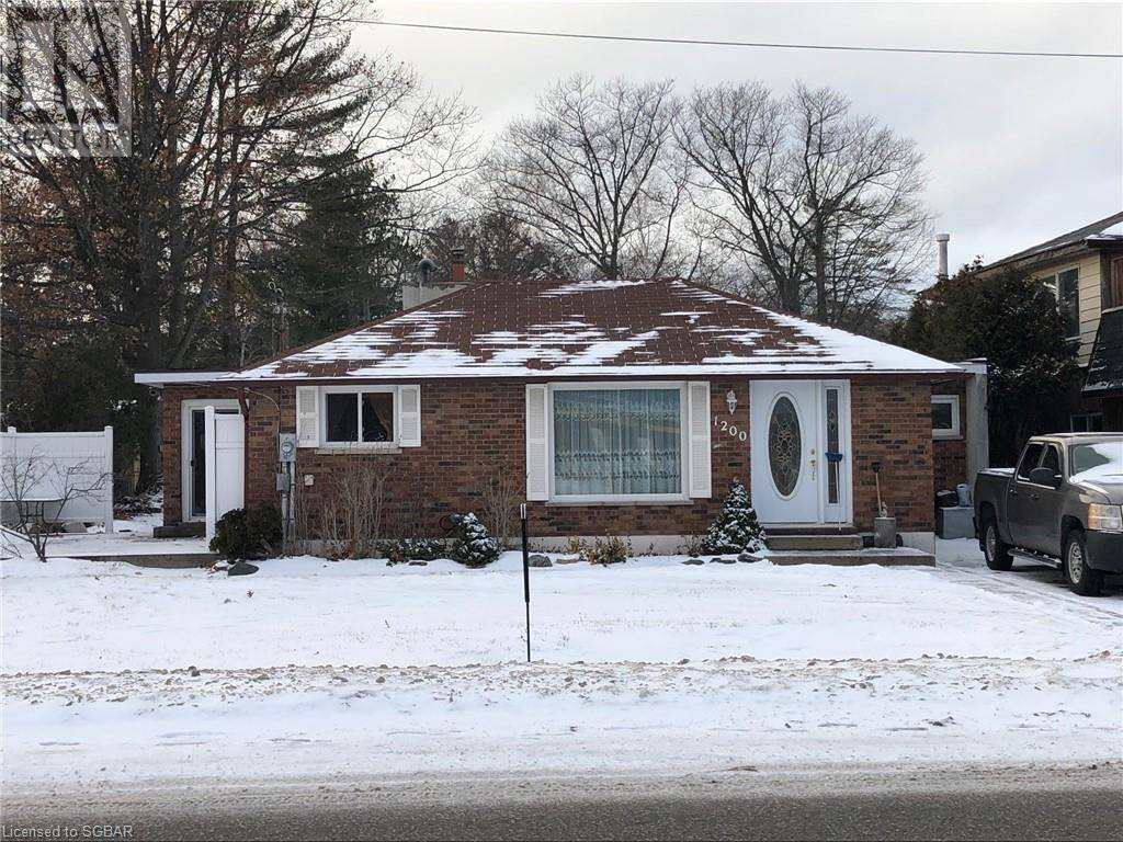 House for sale at 1200 Mosley St Wasaga Beach Ontario - MLS: 236361
