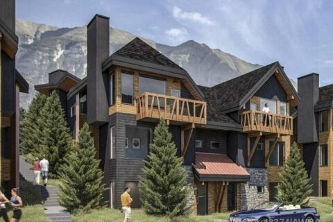 Townhouse for sale at 1200 Three Sisters Pw Canmore Alberta - MLS: AW48374