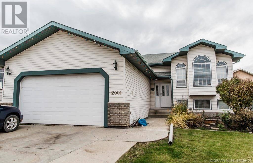 House for sale at 12001 88a St Grande Prairie Alberta - MLS: GP210454