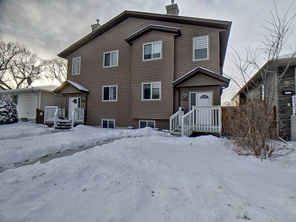 Townhouse for sale at 12008 124 St Nw Edmonton Alberta - MLS: E4184040