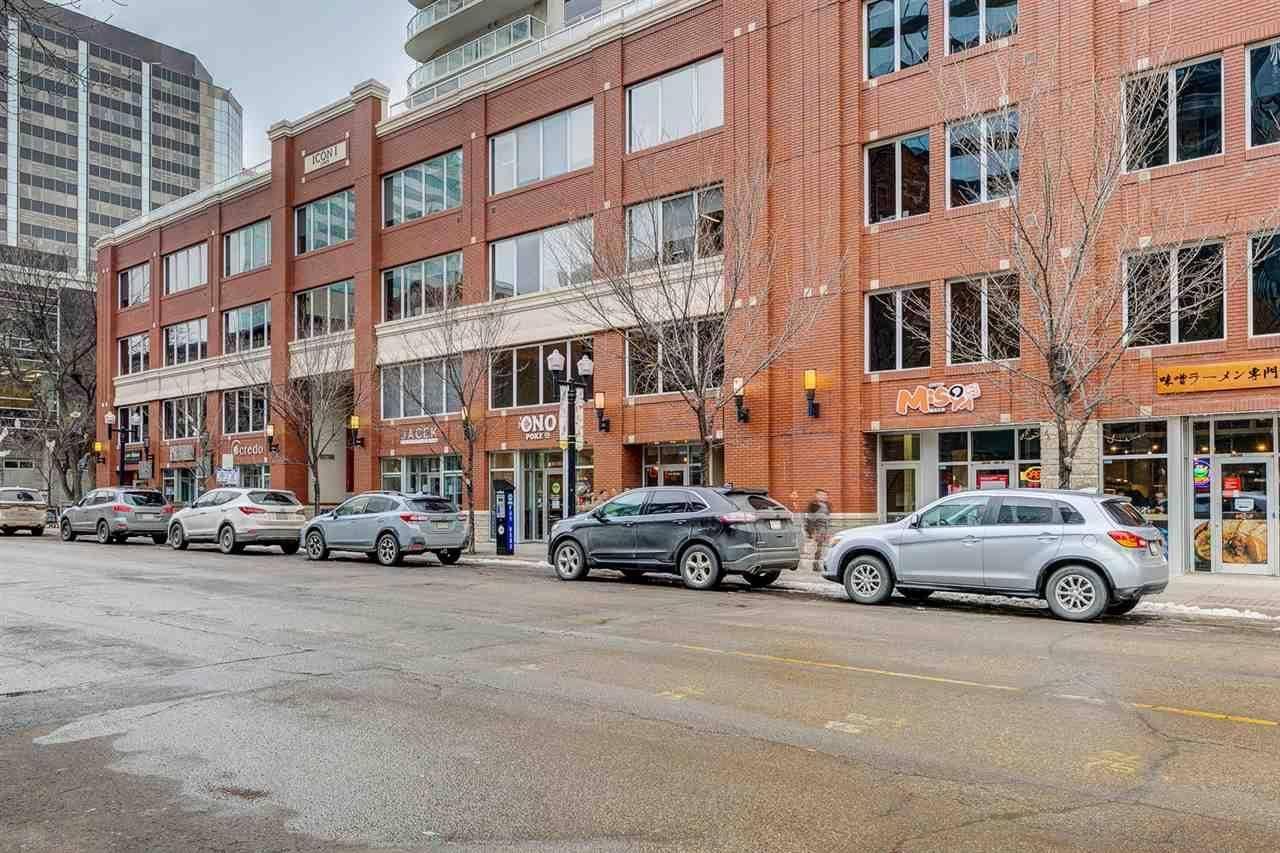 Condo for sale at 10136 104 St Nw Unit 1201 Edmonton Alberta - MLS: E4184032