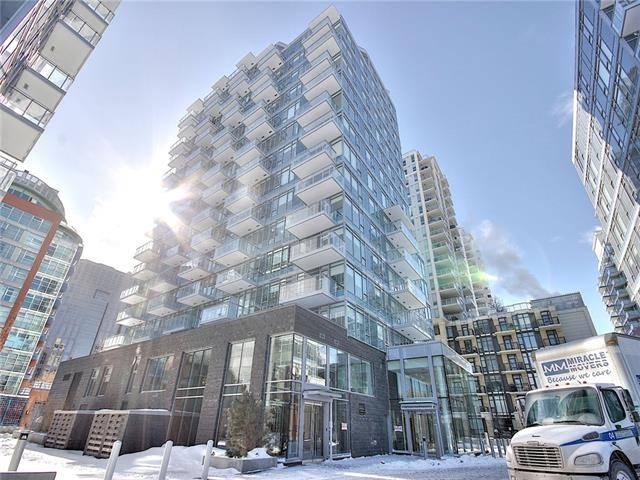 Buliding: 108 Waterfront Court Southwest, Calgary, AB