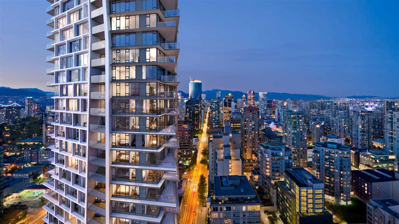 For Sale: 1289 Hornby Street, Vancouver, BC | 2 Bed, 2 Bath Condo for $1,398,000. See 1 photos!