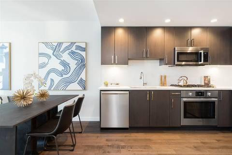 Condo for sale at 1708 Ontario St Unit 1201 Vancouver British Columbia - MLS: R2418701