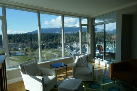 Condo for sale at 1777 Bayshore Dr Unit 1201 Vancouver British Columbia - MLS: R2443330