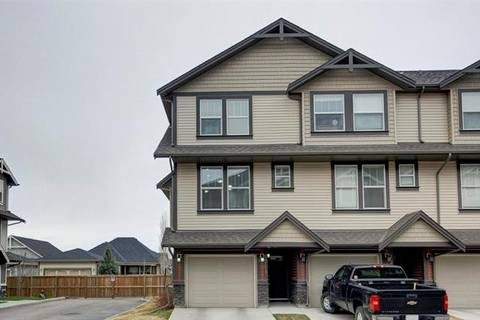 Townhouse for sale at 280 Williamstown Cs Northwest Unit 1201 Airdrie Alberta - MLS: C4295367
