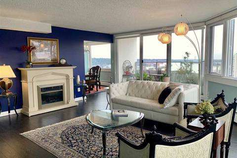 Condo for sale at 31 Elliot St Unit 1201 New Westminster British Columbia - MLS: R2401539
