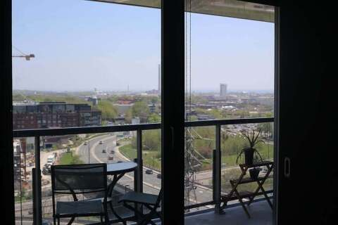 Apartment for rent at 32 Trolley Cres Unit 1201 Toronto Ontario - MLS: C4776872