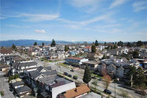 Condo for sale at 3489 Ascot Pl Unit 1201 Vancouver British Columbia - MLS: R2381769