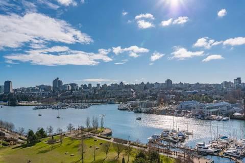 Condo for sale at 638 Beach Cres Unit 1201 Vancouver British Columbia - MLS: R2369371
