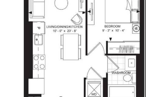 Condo for sale at 7895 Jane St Unit 1201 Vaughan Ontario - MLS: N4550280