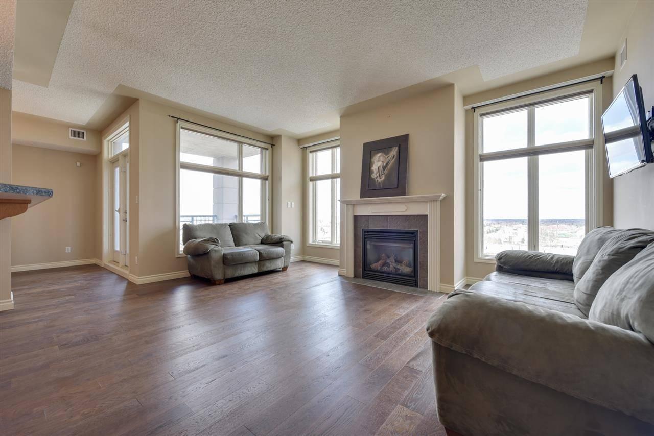 Condo for sale at 9020 Jasper Ave Nw Unit 1201 Edmonton Alberta - MLS: E4174260