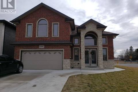 House for sale at 1201 Cancun  Windsor Ontario - MLS: 19014683
