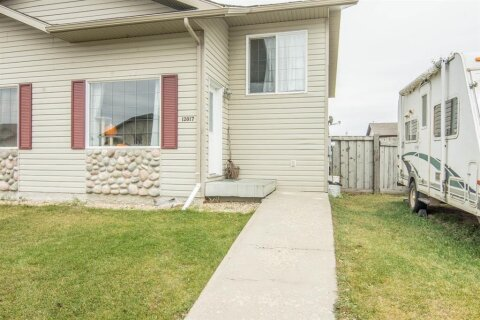 Townhouse for sale at 12017 102b St Grande Prairie Alberta - MLS: A1041655