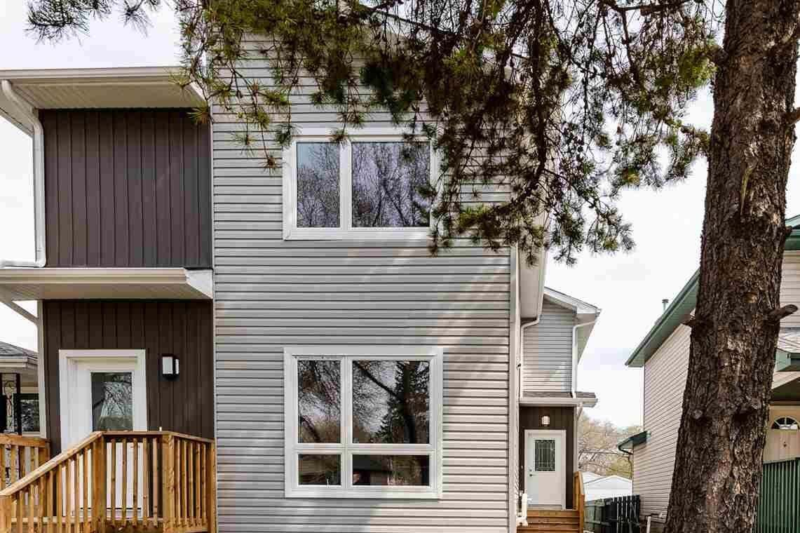 Townhouse for sale at 12017 94 St NW Edmonton Alberta - MLS: E4200451