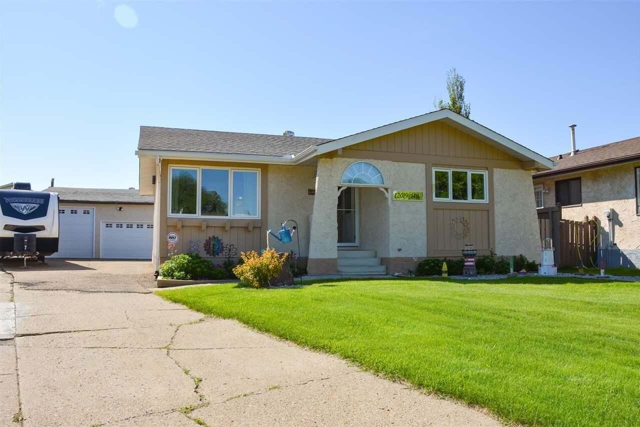 House for sale at 12019 140 Av NW Edmonton Alberta - MLS: E4202124