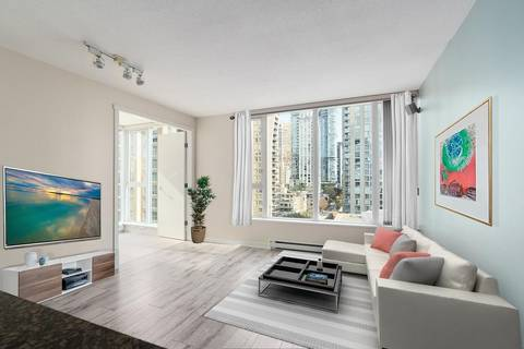 Condo for sale at 1010 Richards St Unit 1202 Vancouver British Columbia - MLS: R2410664