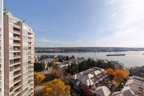 Condo for sale at 1065 Quayside Dr Unit 1202 New Westminster British Columbia - MLS: R2422058