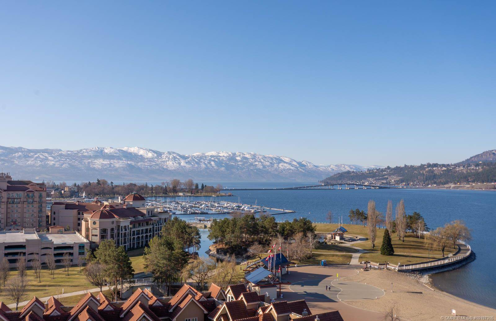 Condo for sale at 1128 Sunset Dr Unit 1202 Kelowna British Columbia - MLS: 10197316