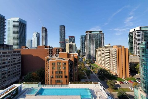Apartment for rent at 161 Roehampton Ave Unit 1202 Toronto Ontario - MLS: C4972065