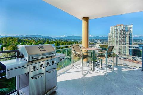 Condo for sale at 280 Ross Dr Unit 1202 New Westminster British Columbia - MLS: R2396887