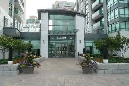 Apartment for rent at 55 South Town Centre Blvd Unit 1202 Markham Ontario - MLS: N4547595