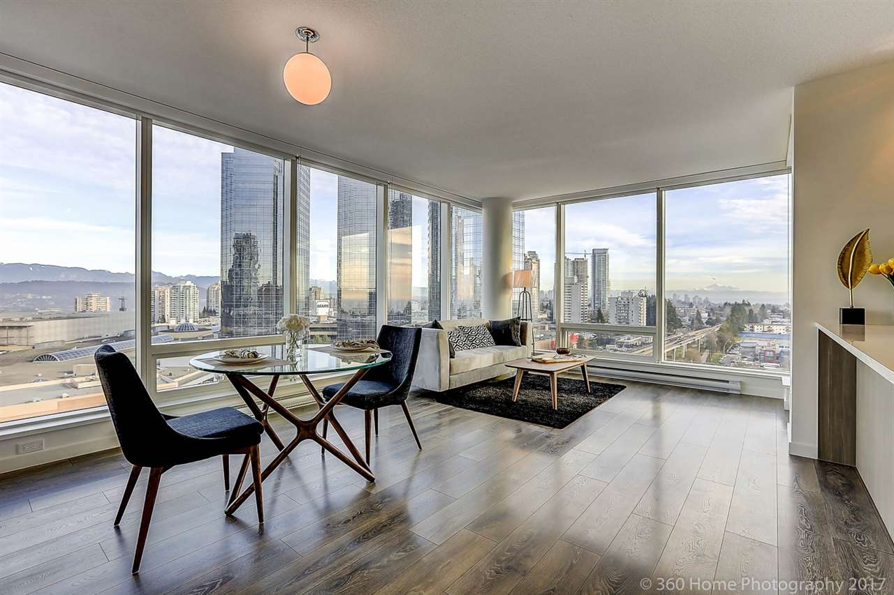 Sold: 1202 - 6461 Telford Avenue, Burnaby, BC
