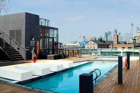Apartment for rent at 70 Distillery Ln Unit 1202 Toronto Ontario - MLS: C4661263