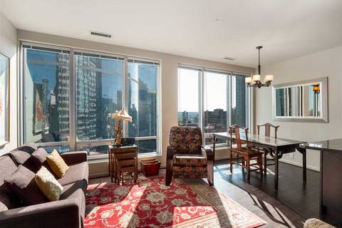 Condo for sale at 989 Nelson St Unit 1202 Vancouver British Columbia - MLS: R2410548