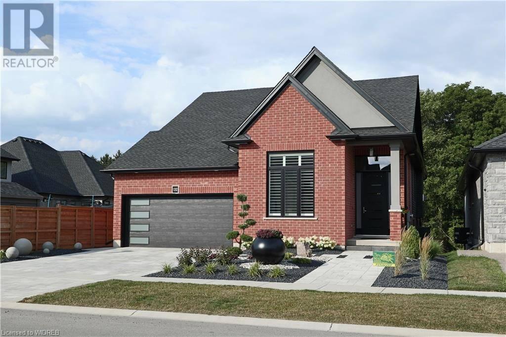 House for sale at 1202 Alberni Rd Woodstock Ontario - MLS: 215548