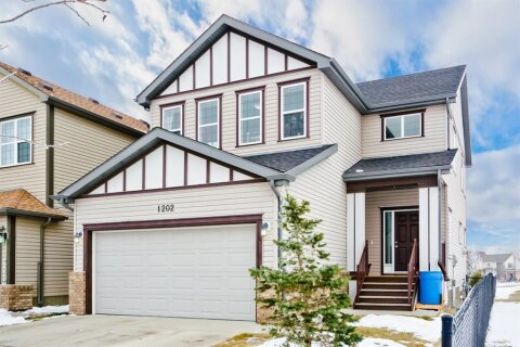 House for sale at 1202 Reunion Rd NW Airdrie Alberta - MLS: A1050160