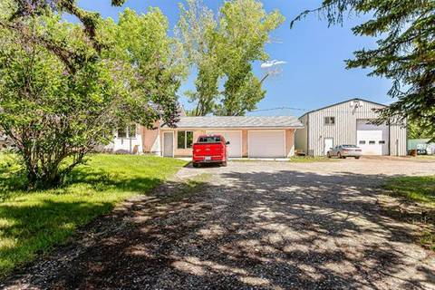 House for sale at 12020 338 Ave East Rural Foothills County Alberta - MLS: C4237029