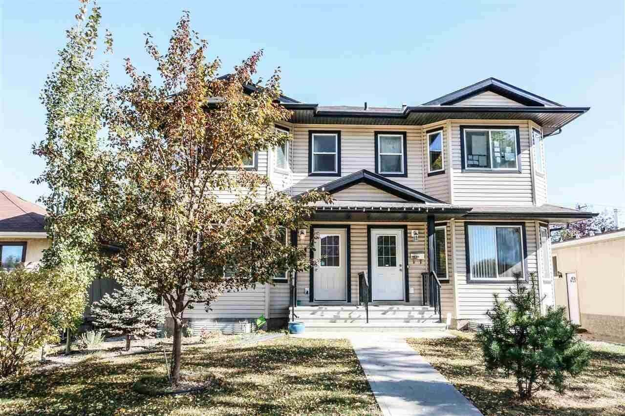 Townhouse for sale at 12023 80 St NW Edmonton Alberta - MLS: E4216965