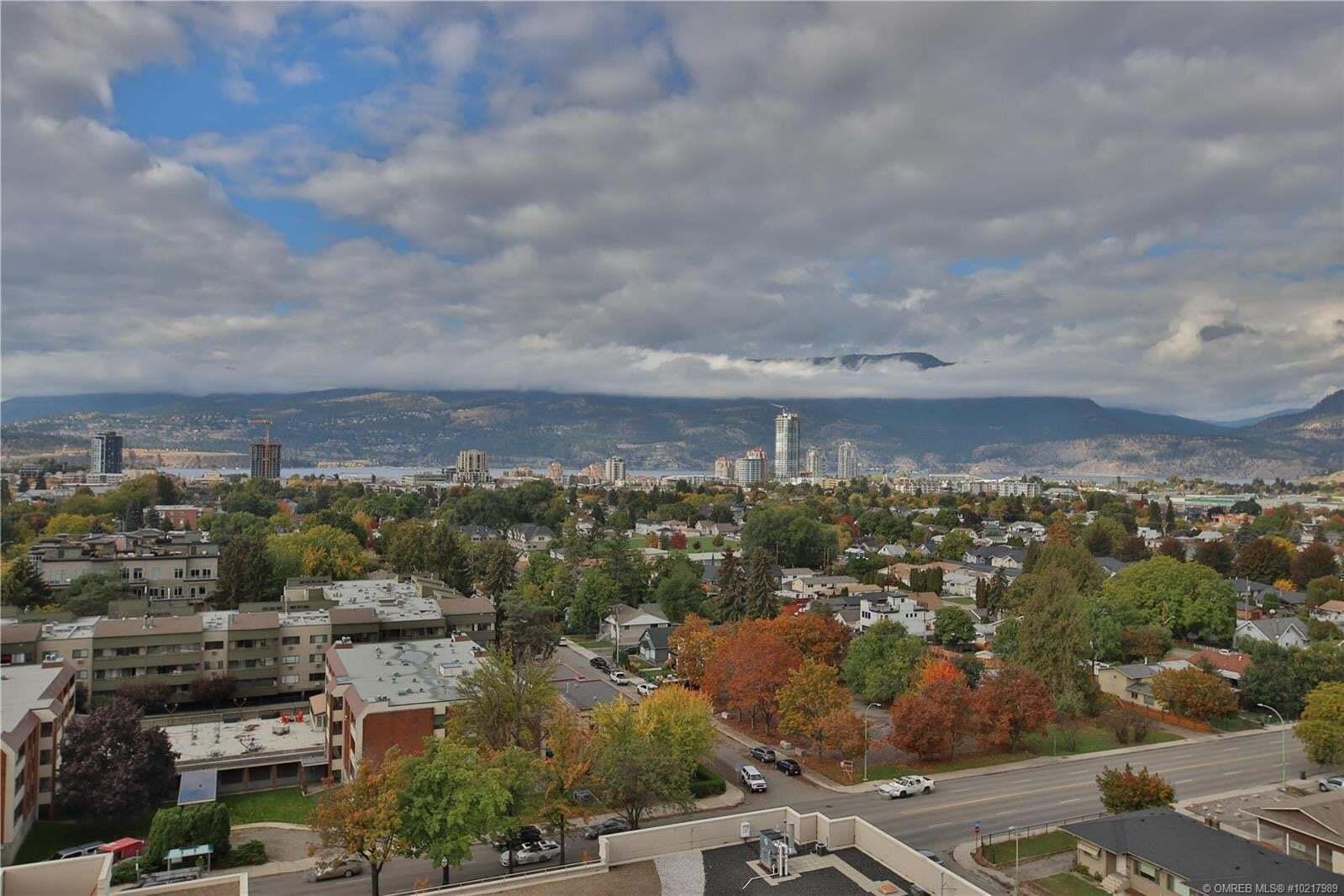 Condo for sale at 1160 Bernard Ave Unit 1203 Kelowna British Columbia - MLS: 10217989