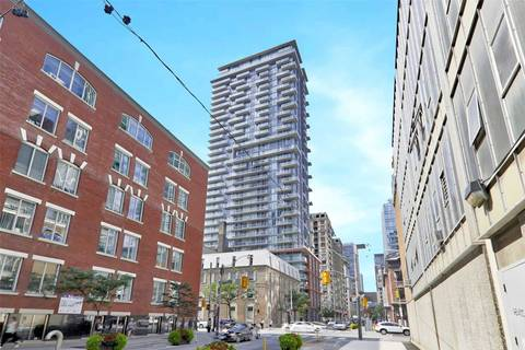 Condo for sale at 126 Simcoe St Unit 1203 Toronto Ontario - MLS: C4689213