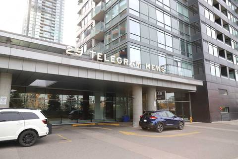 Condo for sale at 25 Telegram Me Unit 1203 Toronto Ontario - MLS: C4629159