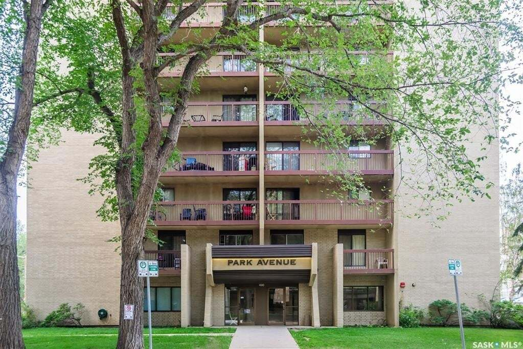 Condo for sale at 430 5th Ave N Unit 1203 Saskatoon Saskatchewan - MLS: SK813958