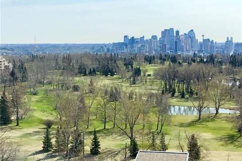 Condo for sale at 55 Spruce Pl Southwest Unit 1203 Calgary Alberta - MLS: C4240915