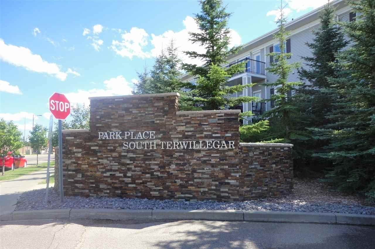 Condo for sale at 7339 South Terwillegar Dr NW Unit 1203 Edmonton Alberta - MLS: E4211627