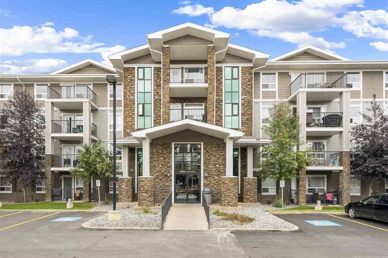 Condo for sale at 9363 Simpson Dr Nw Unit 1203 Edmonton Alberta - MLS: E4159400