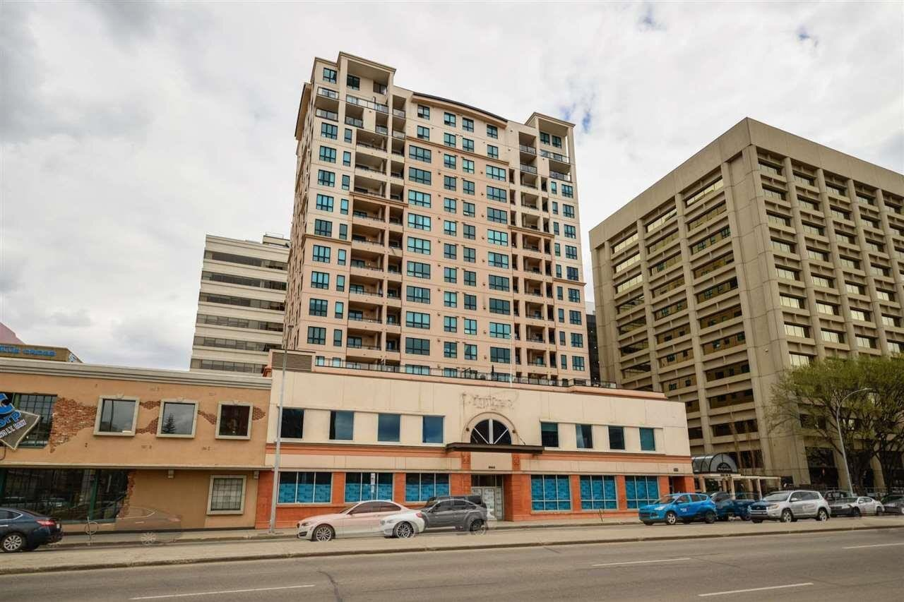 Condo for sale at 9939 109 St NW Unit 1203 Edmonton Alberta - MLS: E4220150