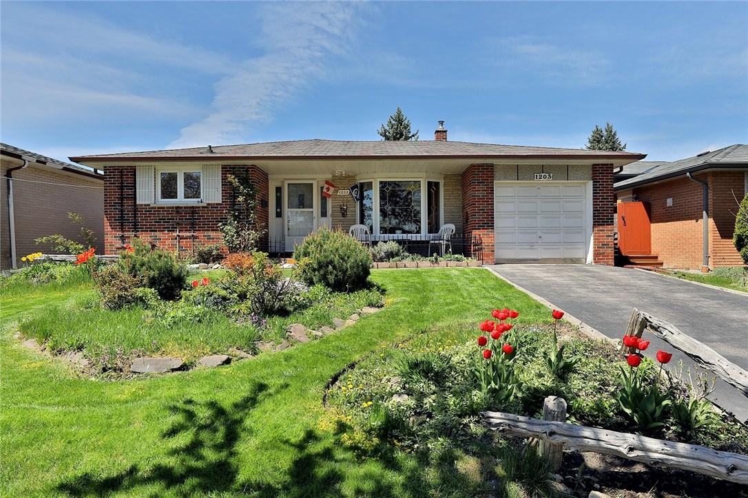 Sold: 1203 Fairdale Drive, Mississauga, ON