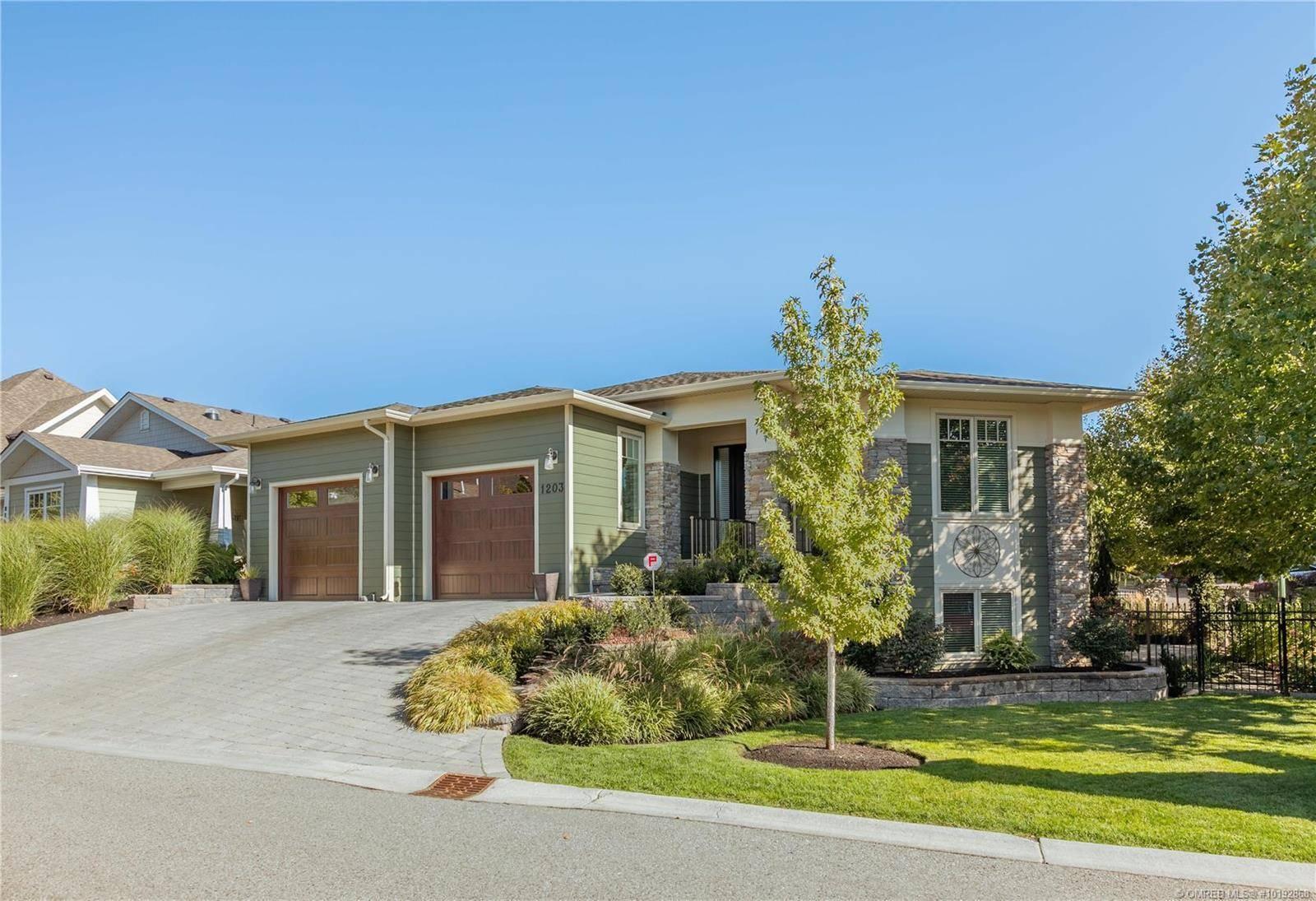 House for sale at 1203 Glenview Ct Kelowna British Columbia - MLS: 10192868