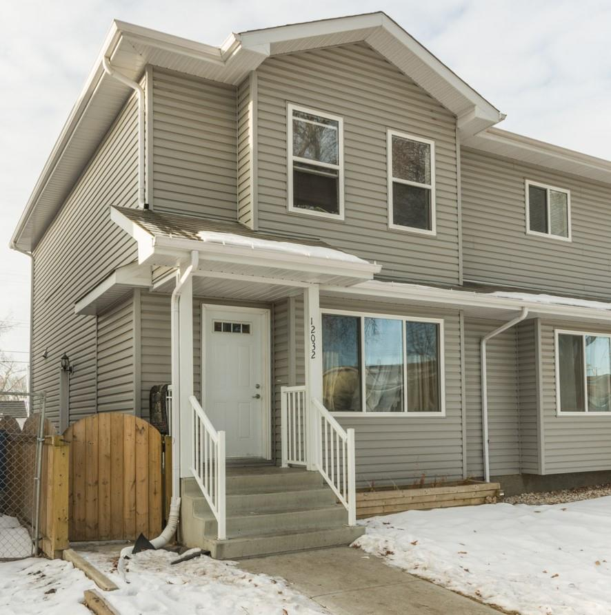 For Sale: 12032 67 Street, Edmonton, AB | 4 Bed, 4 Bath Townhouse for $299,900. See 16 photos!